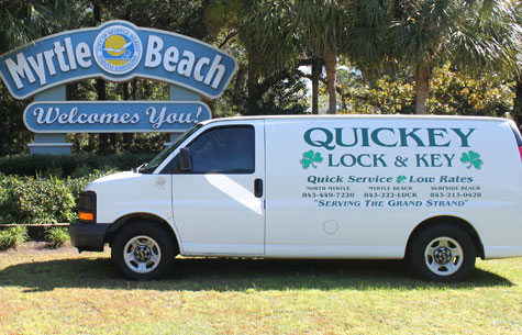 About Quickey Lock & Key, Myrtle Beach SC