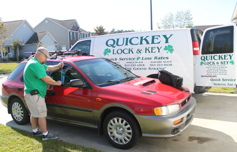Automotive Locksmith in Myrtle Beach, SC