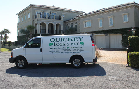 Residential Locksmith in Myrtle Beach, SC
